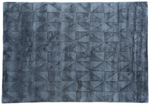 Block & Chisel grey printed carpet