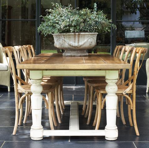 Refectory Dining Table Block Amp Chisel