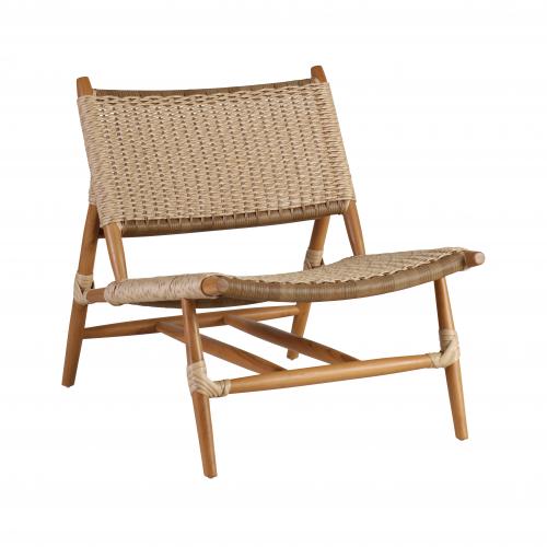 Block & Chisel lounge chair