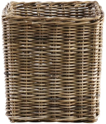 Block & Chisel square kubu rattan basket
