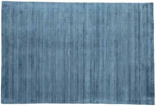 Block & Chisel blue carpet