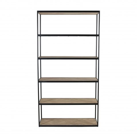 limited edition open bookcase