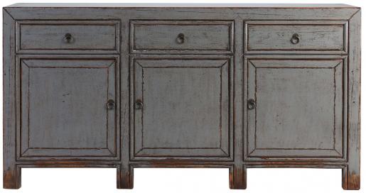 Block & Chisel grey wooden sideboard