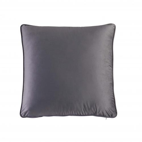 Velvet cushion in tempest