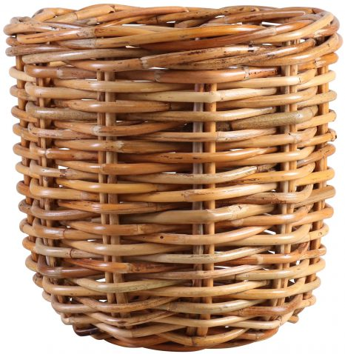 Block & Chisel round natural basket