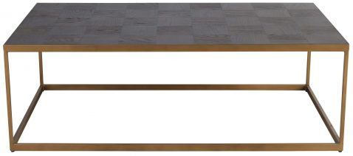 Block & Chisel rectangular coffee table