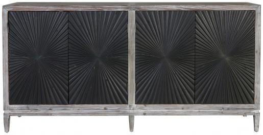Block & Chisel pine sideboard