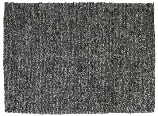 Block & Chisel charcoal rug