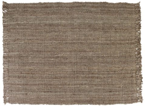 Block & Chisel natural jute rug