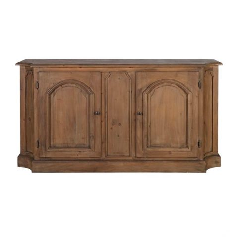 block and chisel sideboard