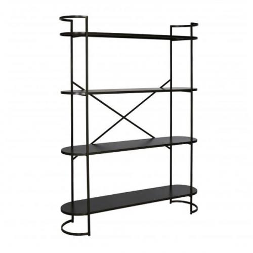 Ferndale industrial metal shelf
