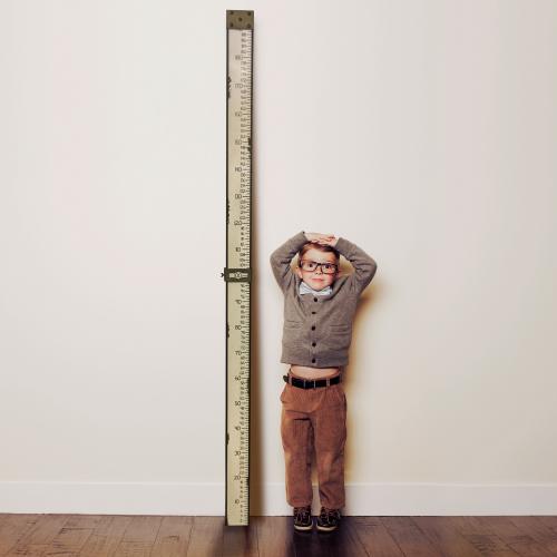 Block & Chisel measurement stick