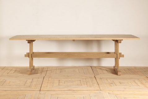 Ripshaw rustic dining table