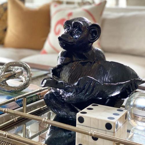 black monkey bowl