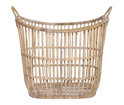 Block & Chisel extra large rattan basket