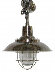 Block & Chisel Aluminium-nickel hanging light