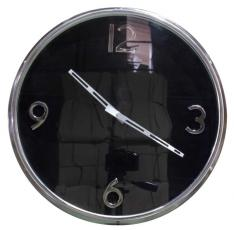 Block & Chisel wall clock