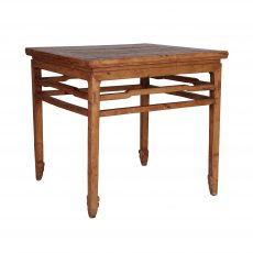 Wooden Chinese side table