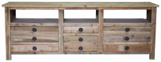 Block & Chisel tv unit