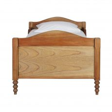 wooden single bed, limited edition