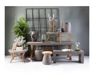 Block & Chisel hive stone stool