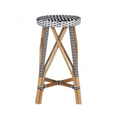 Outdoor synthetic stool