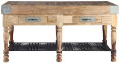 Block & Chisel mango wood butchers block