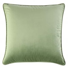 green scatter cushion