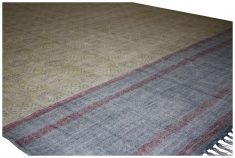 Block & Chisel multi printed cotton rug