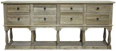 Block & Chisel natural buffet sideboard