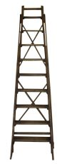 Block & Chisel vintage ladder