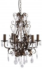 Block & Chisel chandelier