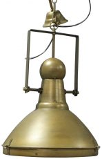 Block & Chisel dome shaped chandelier