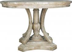 Block & Chisel solid oak occasional table