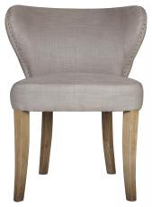 Block & Chisel taupe dining chair