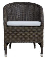 Block & Chisel rattan tub chair