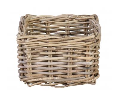 Block & Chisel kubu rattan basket