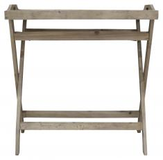 Block & Chisel old elm standing tray