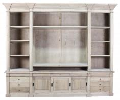 Block & Chisel entertainment unit