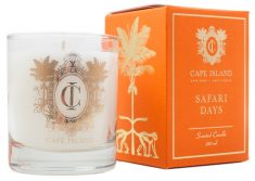 Block & Chisel Safari Days scented candle