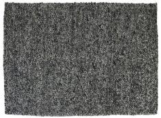 Block & Chisel charcoal rug