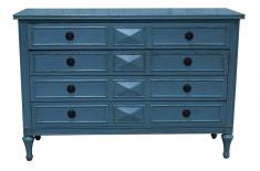 Block & Chisel 4 drawer chest