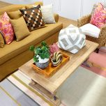 Block & Chisel Remo Havana upholstered sofa