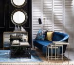 Mirrored chest of drawers from Block & Chisel