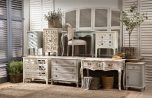 white wash french dressing table