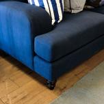 Block & Chisel remo genie upholstered sofa