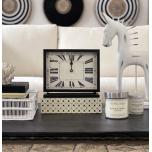 Franklyn Clock - vintage inspired analog rectangular clock