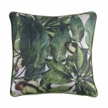 Hillhouse scatter cushion seeded foliage