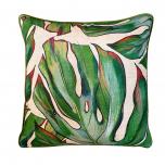 Block & Chisel leaf design green