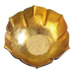 Block & Chisel round aluminium bowl